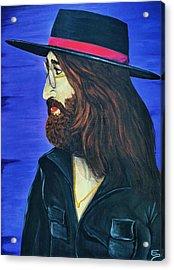 John Lennon  Tittenhurst Park Acrylic Print