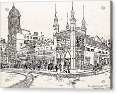 John Wanamaker's Grand Depot Acrylic Print by Ira Shander