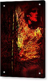 Johnny Acrylic Print