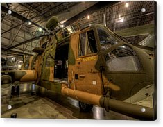 Jolly Green Hh-3e Rescue Acrylic Print