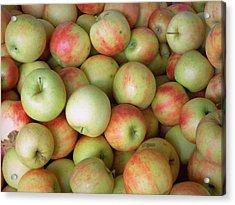 Jonagold Apples Acrylic Print by Joseph Skompski