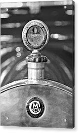 Jordan Motor Car Boyce Motometer 2 Acrylic Print