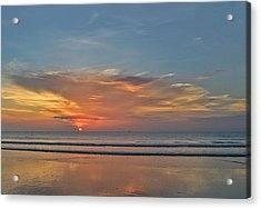 Jordan's First Sunrise Acrylic Print