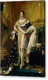 Joseph Bonaparte 1768-1844 After 1808 Oil On Canvas Acrylic Print