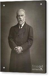 Joseph Fayrer, British Physician Acrylic Print