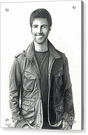 Josh Turner Acrylic Print