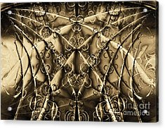 Journey 20130511v2 Acrylic Print by Wingsdomain Art and Photography