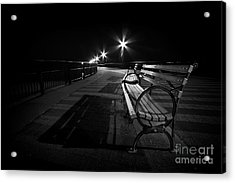 Journey Into Darkness Acrylic Print