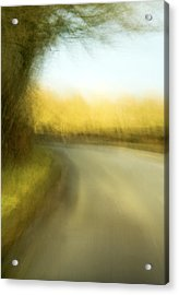 Journey Acrylic Print by Natalie Kinnear