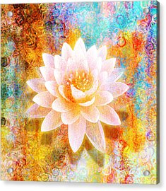 Joy Of Life Acrylic Print