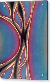 Joy Acrylic Print by Susan Will