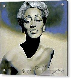 Joyce Bryant  Acrylic Print