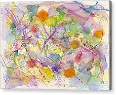 Joyful Harmony Acrylic Print