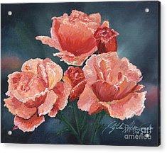 Joyful Joyful Acrylic Print