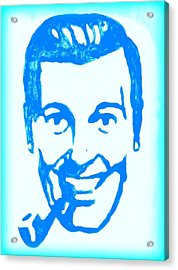 J.r. Bob Dobbs Pop Art Church Subgenius Acrylic Print