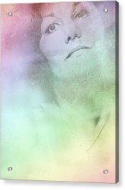 Jrainbow Acrylic Print