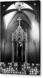 Jude The Apostle Acrylic Print by Dan Sproul