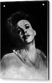Judy Garland Acrylic Print