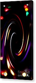 Juggling Colors 2 Acrylic Print