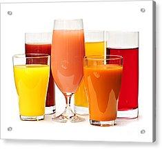 Juices Acrylic Print