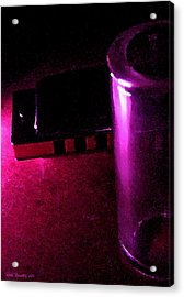 Juke Joints And Loves Lost Acrylic Print by Everett Bowers
