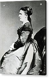 Julia Grant, First Lady Acrylic Print by Science Source