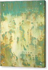 July Acrylic Print by Natalie Starnes