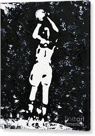 Jump Shot Acrylic Print