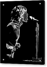 Jumping Jack Flash Acrylic Print