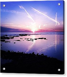 June Afternoon Acrylic Print