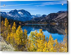 June Lake Acrylic Print