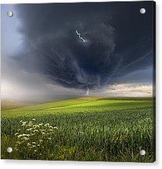 June Storm Acrylic Print