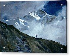 Jungfrau Acrylic Print