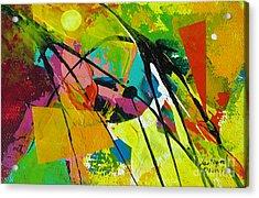 Jungle1 Acrylic Print