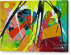 Jungle2 Acrylic Print