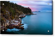 Juniper Point Acrylic Print