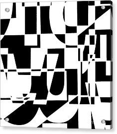 Junk Mail Acrylic Print by Elena Nosyreva