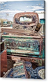 Junk Or Treasure Acrylic Print