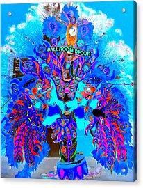 Junkanoo 3 Acrylic Print