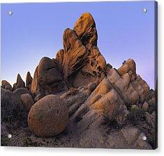 Jurassic Rocks Acrylic Print