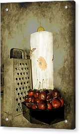 Just A Bowl Of Cherries Acrylic Print