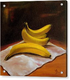 Just Bananas Acrylic Print