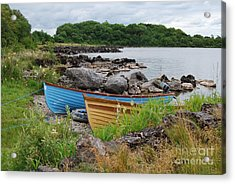 Just Before The Rain Acrylic Print by Lynda Cookson
