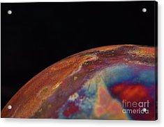 Fifth Dimensional Earth Acrylic Print