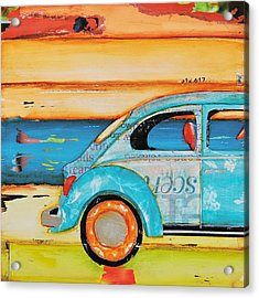 Just Roll With It Acrylic Print by Danny Phillips
