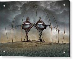 K106 Acrylic Print by Radoslav Penchev