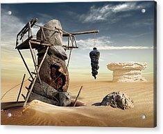 K200 Acrylic Print by Radoslav Penchev