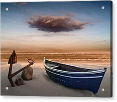K51 Acrylic Print by Radoslav Penchev