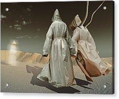 K84 Acrylic Print by Radoslav Penchev