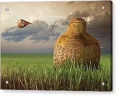 K96 Acrylic Print by Radoslav Penchev